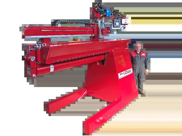 external seam welder machine