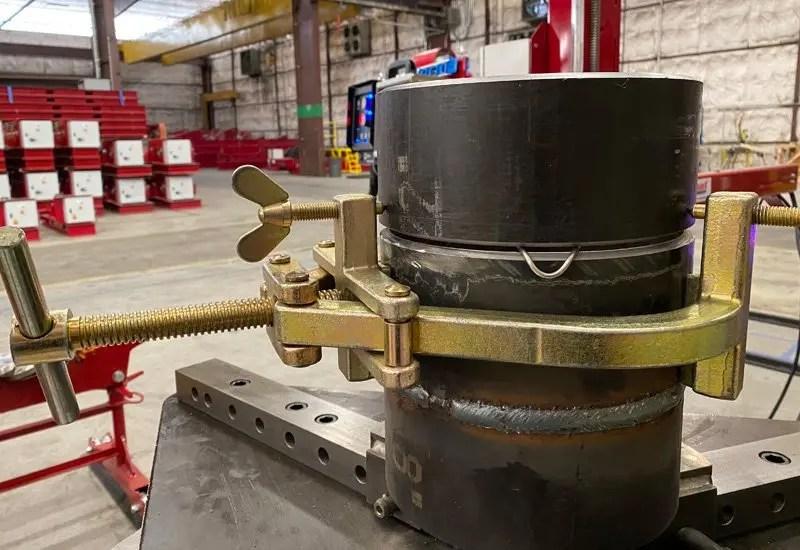 pipe fabrication equipment