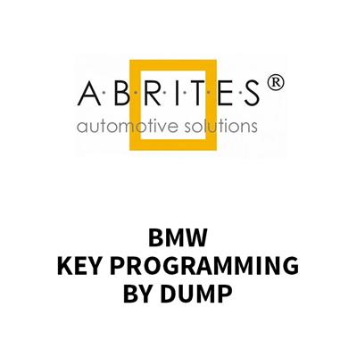 BN013 AVDI Key Preparation by Dump of CAS4 for BMW, Mini