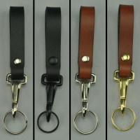 Leather Belt Key Holder Super Duty