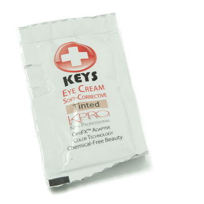 KPRO Tinted Eye Cream Sachet