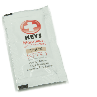 KPRO Tinted Moisturizer with Sunscreen Sachet