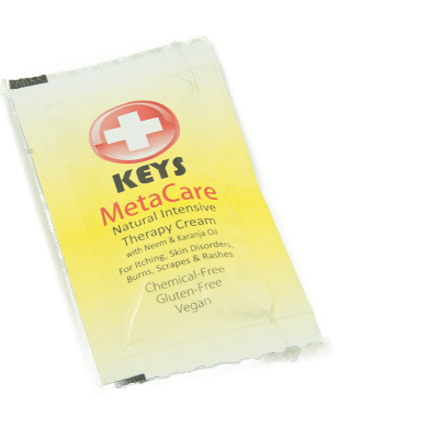 MetaCare Natural Healing Therapy Lotion Sachet