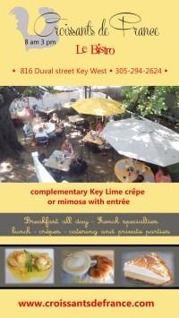 Croissants de France, Key West   Key West / Florida Keys ...