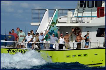Key West Half Day Fishing Trip Aboard the Tortuga