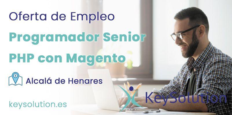 Programador Senior PHP con Magento