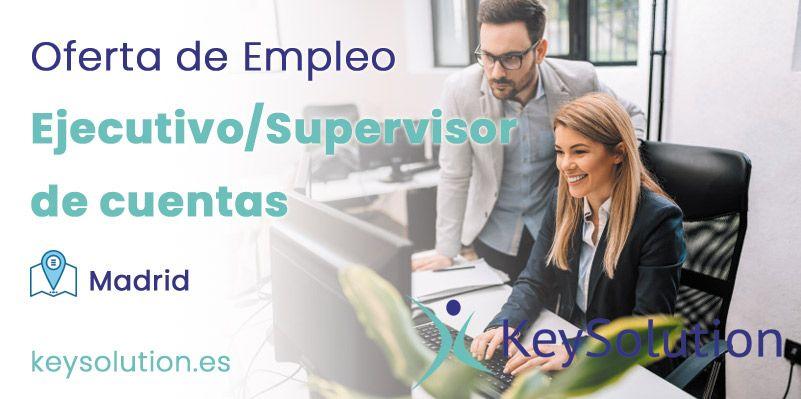 Ejecutivo Supervisor de Cuentas