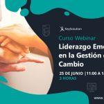 Liderazgo Emocional en la Gestión del Cambio webinar keysolution