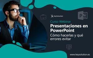 Webinar Presentaciones en PowerPoint