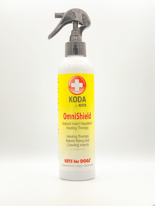KODA OmniShield - Insect Repellent for Dogs (236 ml) Image