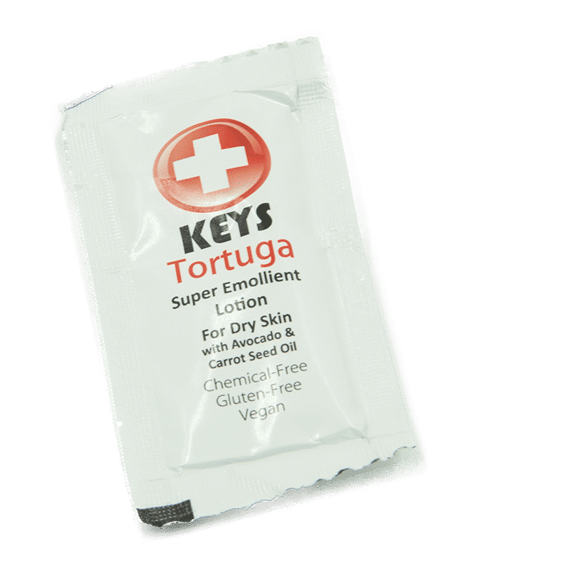 Tortuga Hand and Body Lotion Sachet