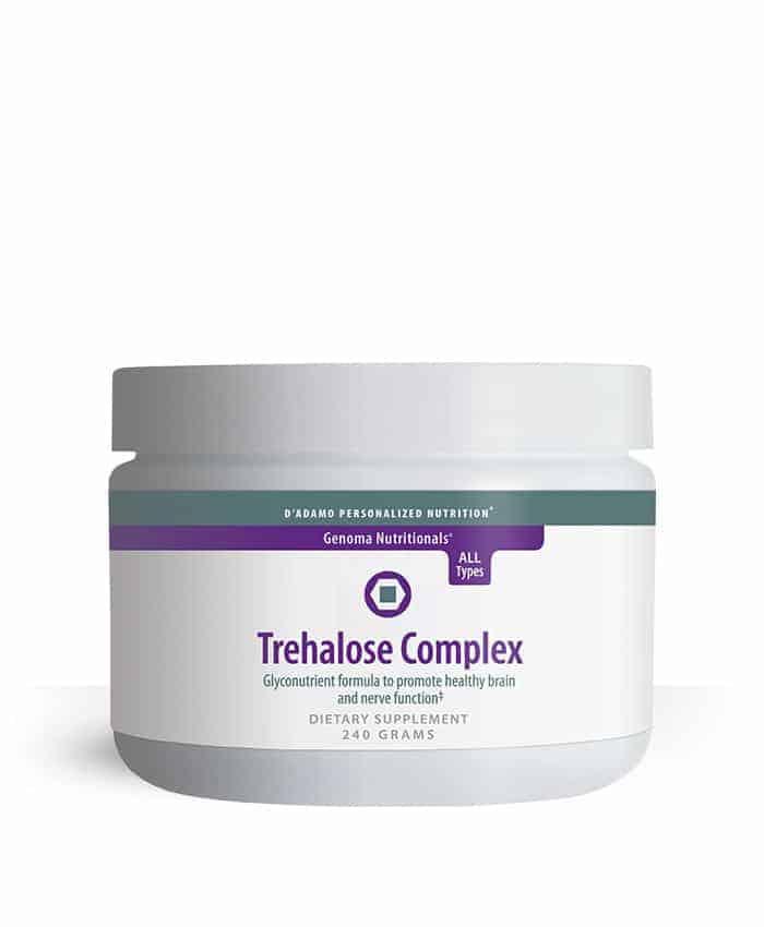 Trehalose Complex - Keys to Basic Health