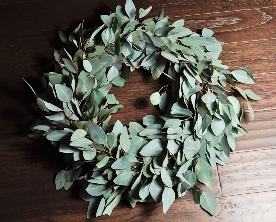 DIY Eucalyptus Wreath Tutorial-45
