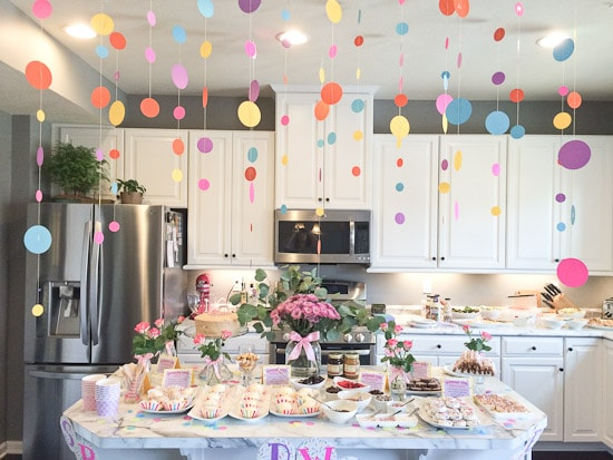 Sprinkled With Love Baby Shower 15