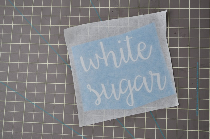 How to Make Hand-Lettered Labels for Pantry Containers