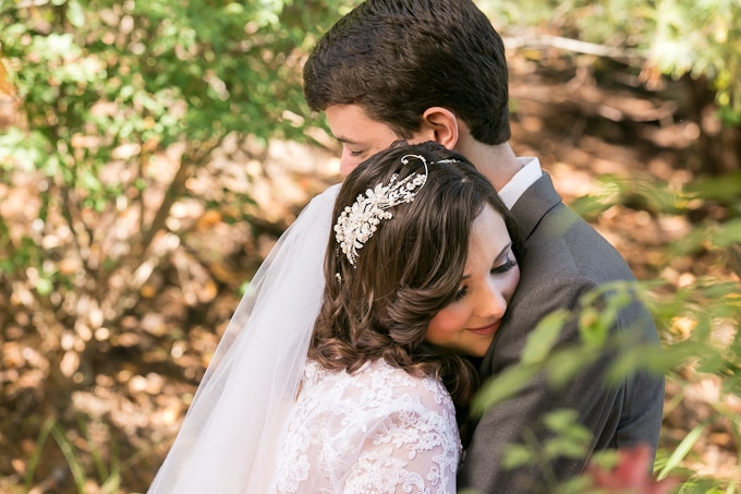 Christene and Ben Wedding