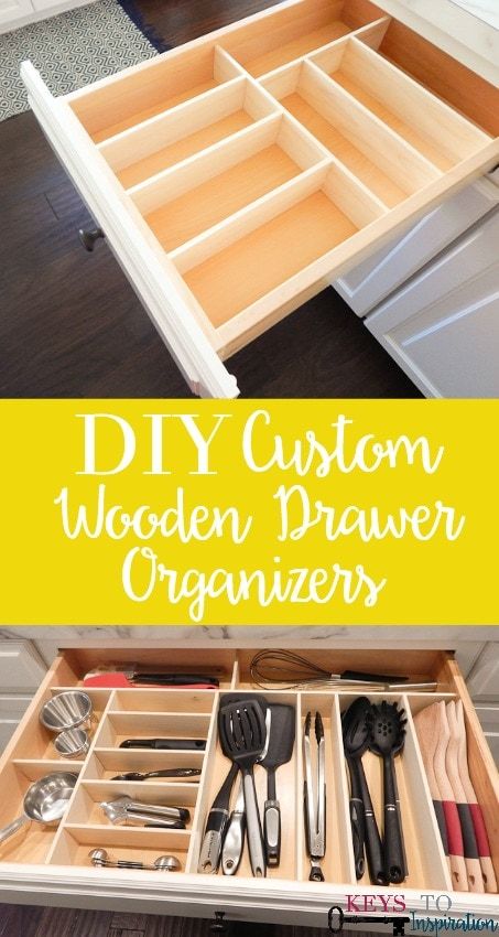 Advanced Woodworking Projects Diy Custom Wooden Drawer Organizers