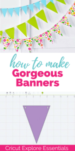 Cricut Explore Essentials: How to Make Gorgeous Banners
