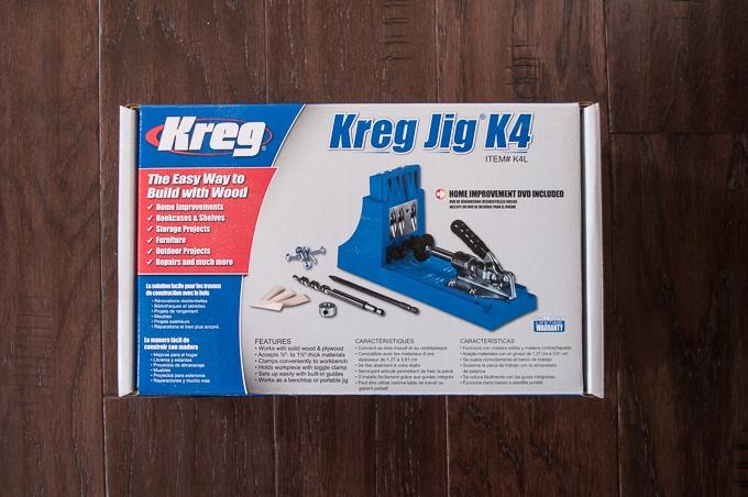 How to Use a Kreg Jig » Keys To Inspiration