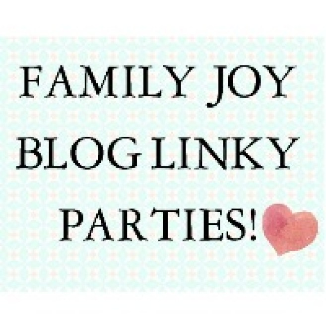 Family Joy Blog Link Party Badge