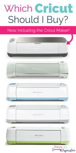 Which Cricut Should I Buy?