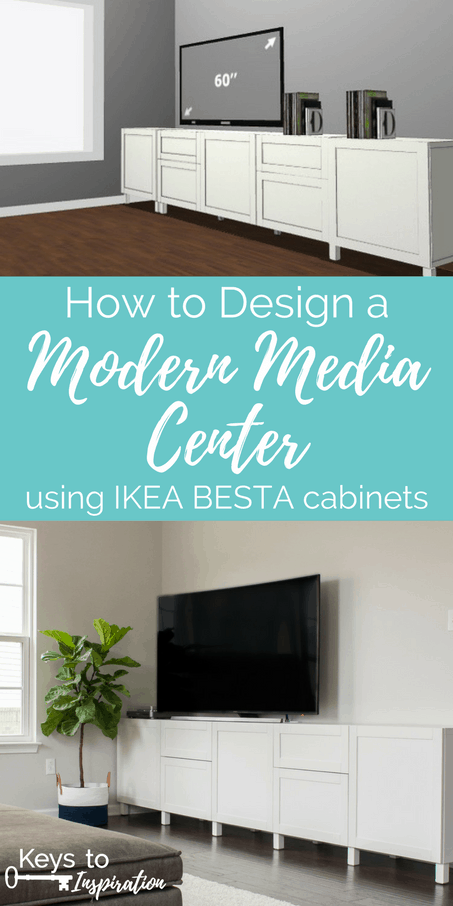 living room media center design best of modern small ideas how to a using ikea besta cabinets keys get built our