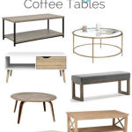 Classy Coffee Tables