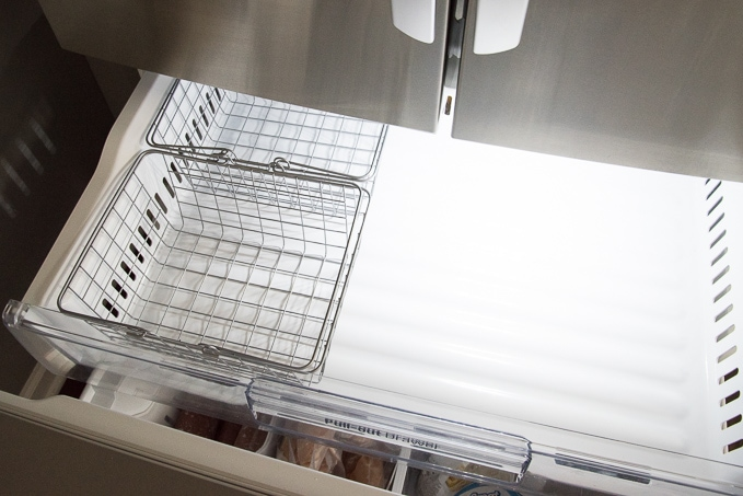 How to organize a drawer freezer. Make the most out of all the food storage space and create a system that works for your family.