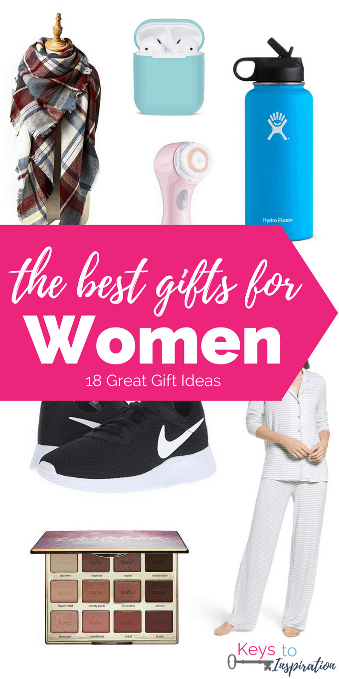 The best gifts for women may not be obvious to everyone. But with this ultimate gift guide for women, you'll be able to find a gift they will love!