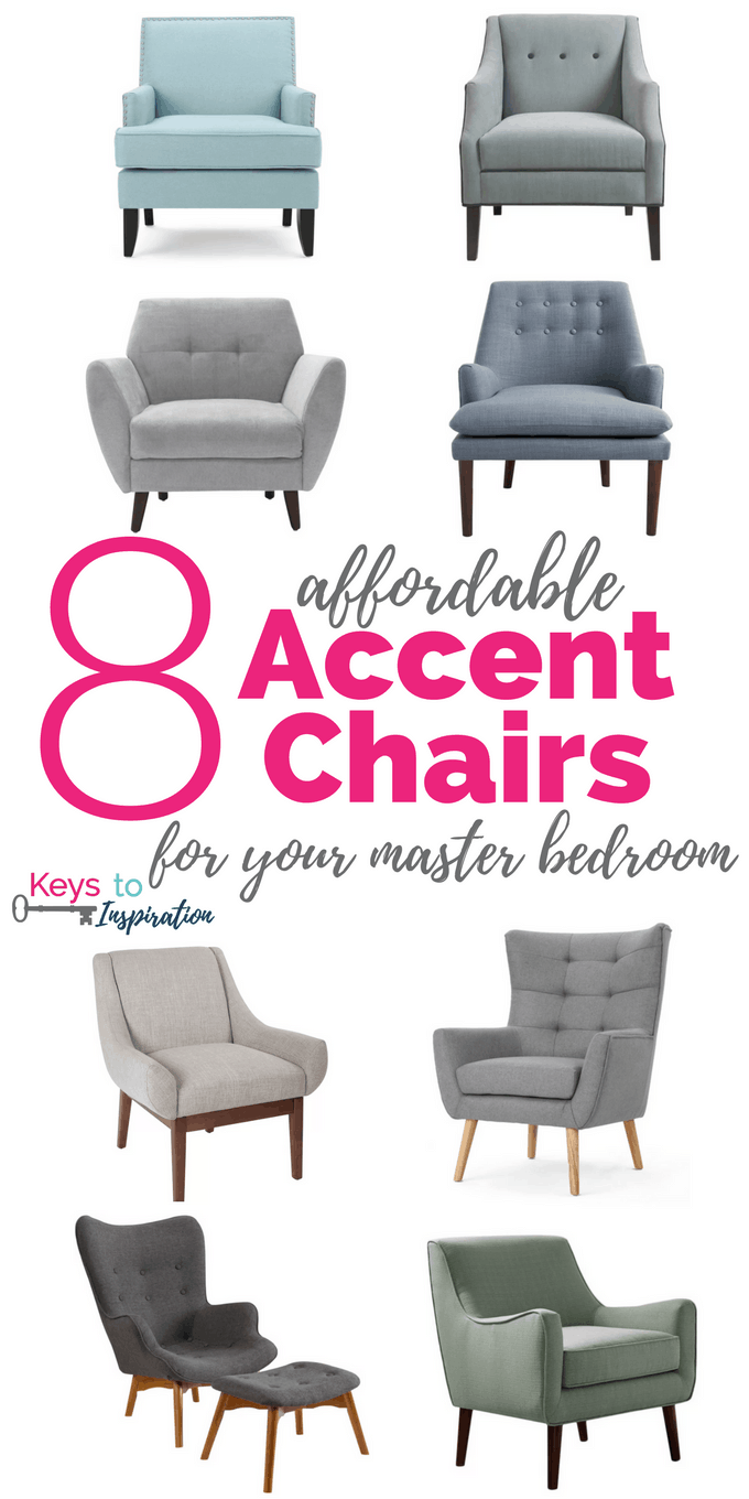 8 Affordable Accent Chairs For Your Master Bedroom Christene Holder