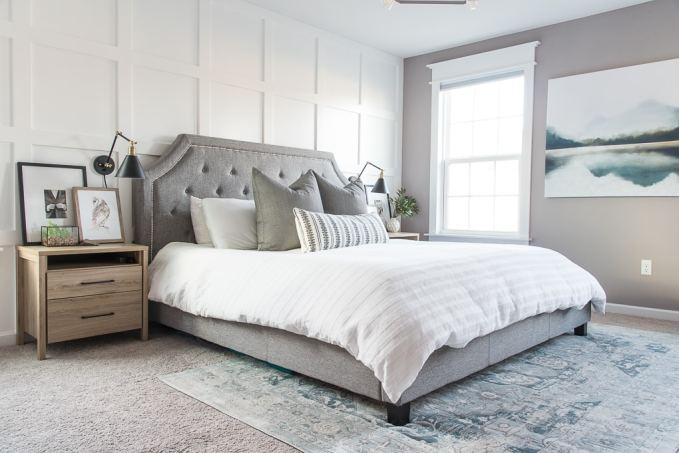 Modern Classic Master Bedroom Reveal » Keys To Inspiration