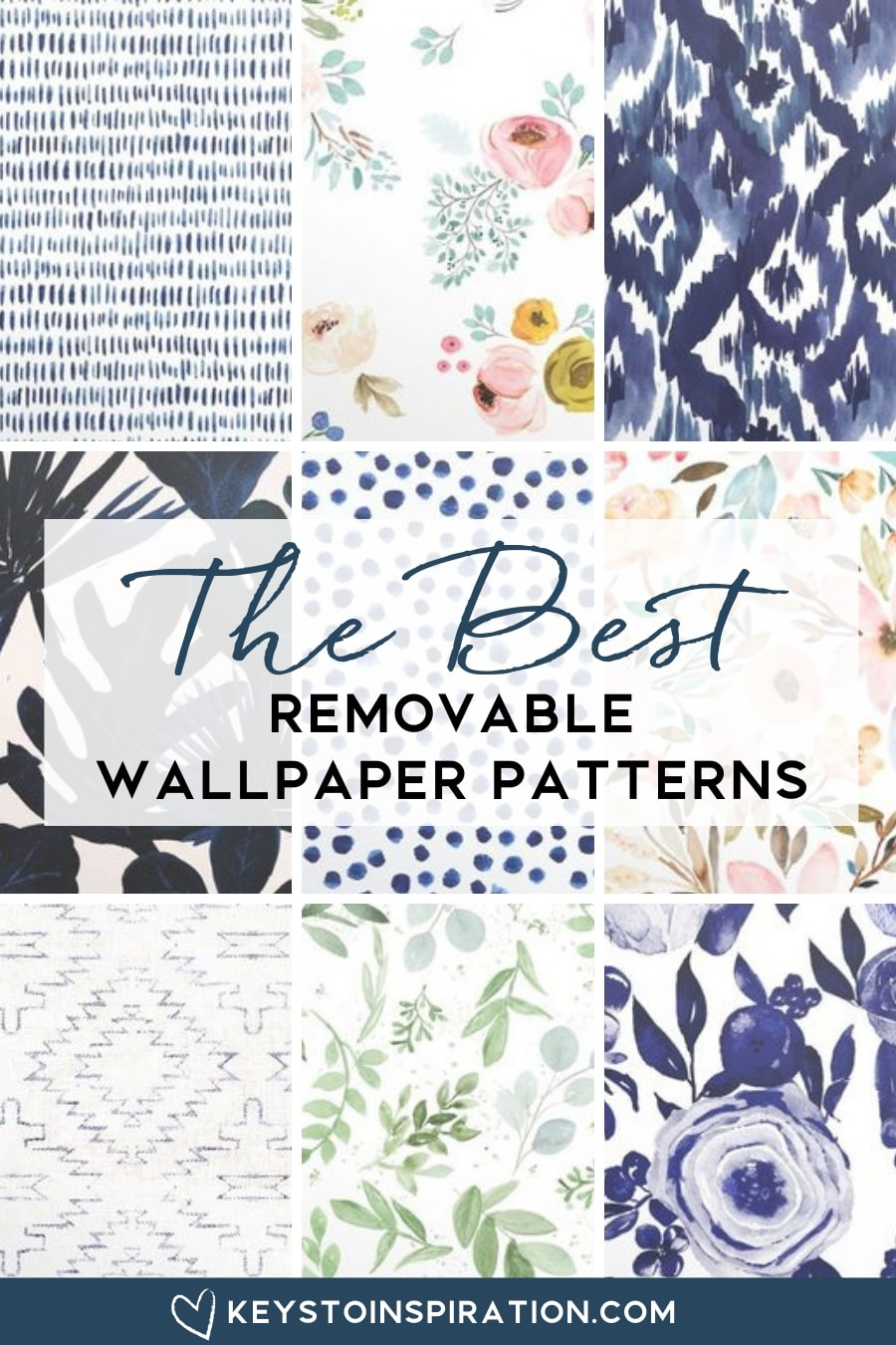 The Best Removable Wallpaper Patterns » Keys To Inspiration