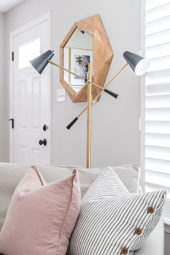 Sensational The Best Modern Accent Lamp And Giveaway Keys To Theyellowbook Wood Chair Design Ideas Theyellowbookinfo
