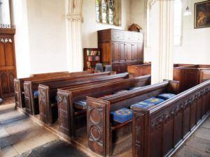 The Parish Church of St Mary, Whimple, Devon