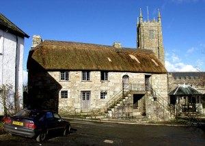 The Church House, South Tawton