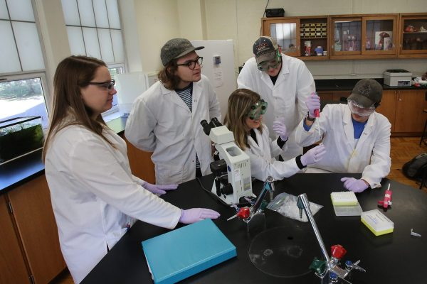 Forensic Biology - Keystone College
