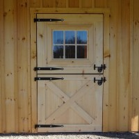 Custom Built Wooden & Aluminum Barn Doors | Dutch Exterior ...