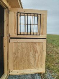 Custom Built Wooden Barn Doors | Quality Amish Built ...