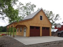 Barn Style Garage Plans