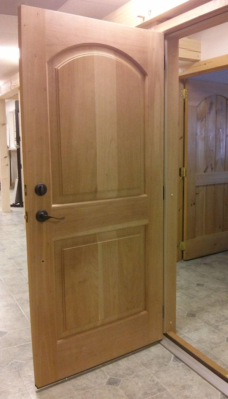 Custom Built Wooden Barn Doors Quality Amish Built