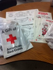 Red Cross items
