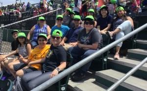 Worcester baseball game