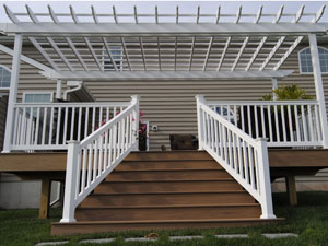 Deck Lights  Deck  Patio Accessories  PA DE MD NJ  NY