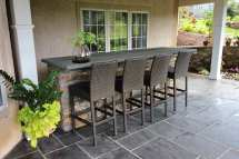 Deck & Porch Seating 5 Outdoor Ideas