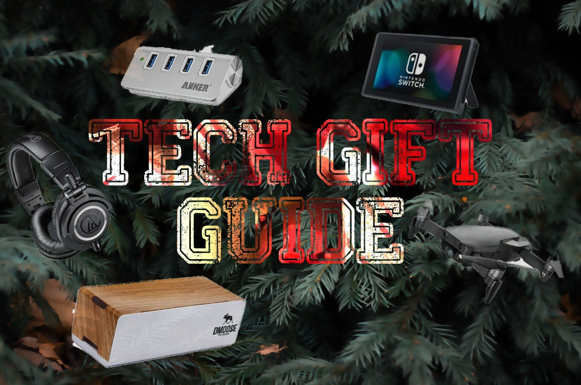 The Cool Tech Gift Guide - Keys To Style