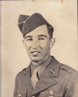Jimmy in WWII