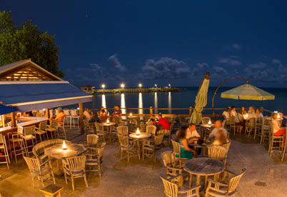 The Afterdeck at Louies Backyard Key West Travel Guide
