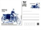 Motocyklová pošta - CDV165