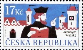 Jeroným Pražský - Pof. č. 0874