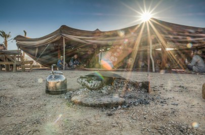 Abrahams Tent